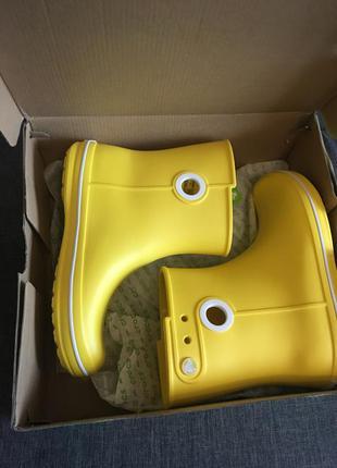 Резиновые сапоги crocs оригинал