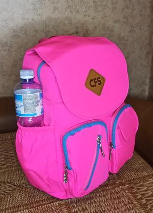 Рюкзак молодежный сool for school 820 37x26x13 см 12.5 л
