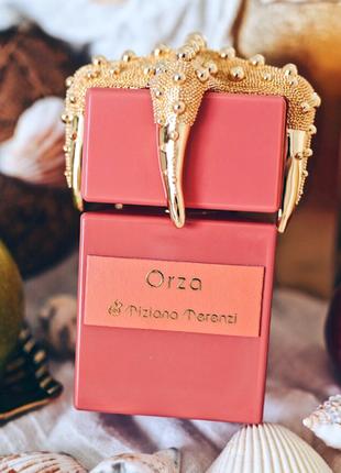 Tiziana terenzi orza оригинал_extrait de parfum 3 мл затест
