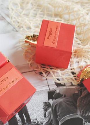 Tiziana terenzi orza оригинал_extrait de parfum 3 мл затест3 фото