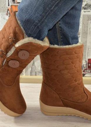 Обувь для наших мам , очень теплые  удобные сапожки  размеры от 36 до 39 .читайте отзывы