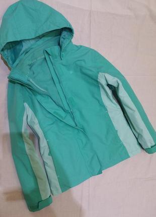 Курточка 3в1 mountain warehouse на 7-8рочків