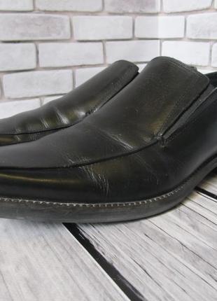 Кожаные туфли faceman2 фото