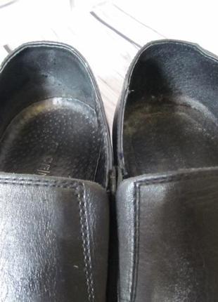 Кожаные туфли faceman4 фото