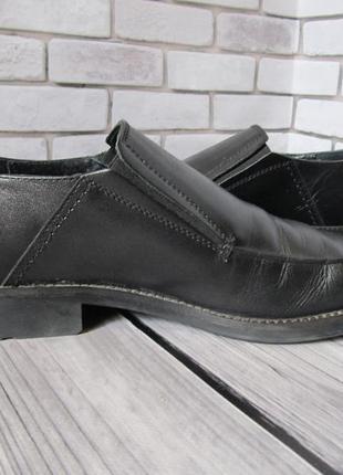 Кожаные туфли faceman3 фото