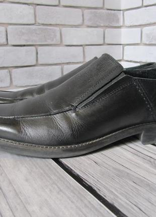 Кожаные туфли faceman