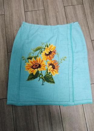 Спідниця юбка вишиванка