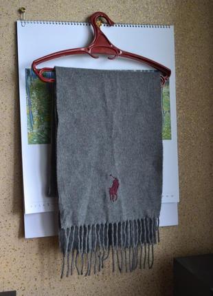 Polo ralph lauren шарф оригинал.