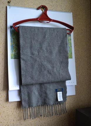 Polo ralph lauren мужской шарф оригинал.