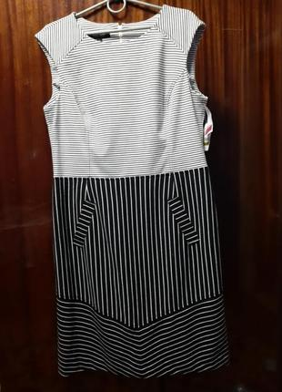 Платье без рукава