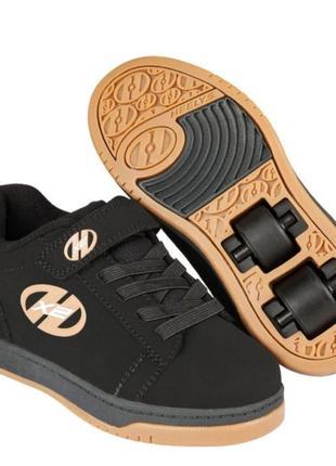 Роликовые кроссовки heelys x2 dual up