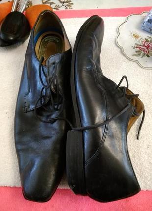 Туфлі шкіряні.1 фото