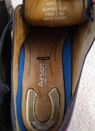 Туфлі шкіряні.3 фото