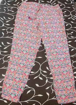 Штаны летние женские (100% вискоза), размер 50-52, фирмы avon