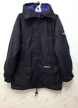 Теплая, непромокаемая, непродуваемая куртка, 50-52-54, compass, capt.scott