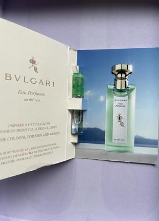 Bvlgari/пробник парфумів/одеколон/літній парфум/унісекс духи2 фото