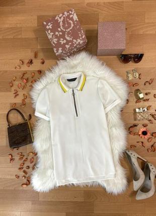 !!!распродажа!!!актуальная блуза футболка в стиле поло №235max