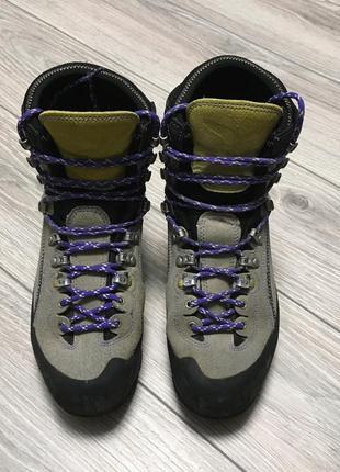 Трекинговые ботинки salewa ws condor evo gtx размер 38,5 gore - tex made in romania