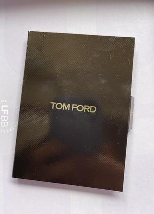 Tom ford/ палетка помад/пробники помад/люксові помади