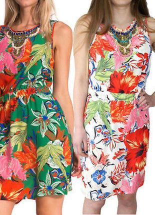 Шикарное платье desigual