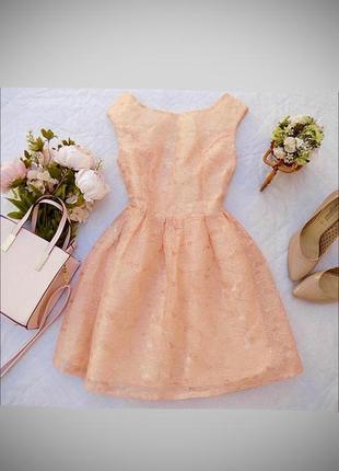 Нарядное платье на выпускной праздник органза с вышивкой 🥂 нарядна сукня вечірня