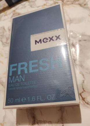 Туалетная вода mexx fresh