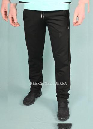 Спортивные штаны barbarian, спортивные штаны брюки прямые и на манжете,  мужские штаны