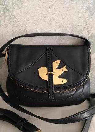 Стильная кожанная сумочка marc jacobs👜👜💣🔥