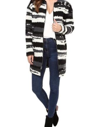 Фирменное шерстяное буклированное пальто bench s 42 размер, великобритания