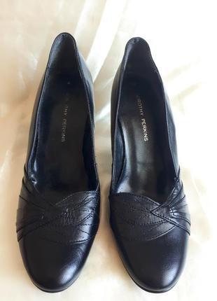 Кожаные туфли dorothy perkins