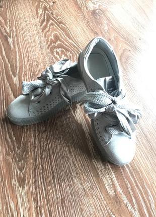 Кроссовки, кеды 38 размер (24,5 см по стельке)