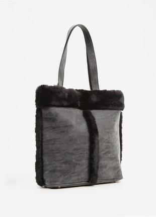 Интересная брендовая сумка, шоппер, vero moda, англия