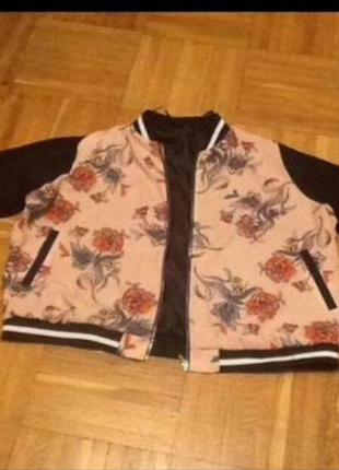 Куртка бомбер jette 66