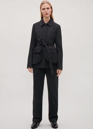 Пиджак-легкое полупальто cos