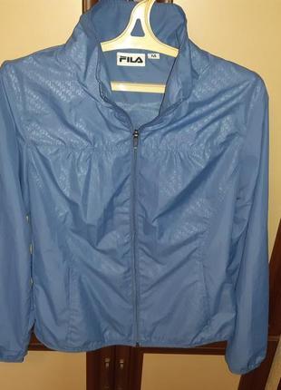 Курточка- ветровка fila