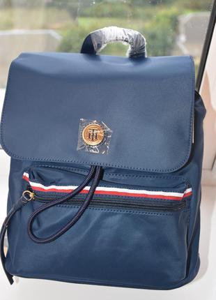 Стильный маленький рюкзак, оригинальный tommy hilfiger