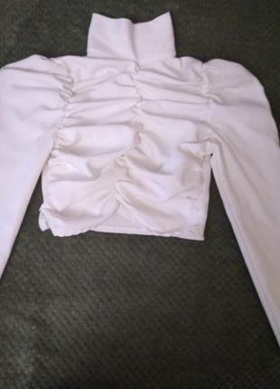 Шикарная блуза топ
