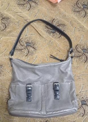 Удобная вместительная сумка-мешок