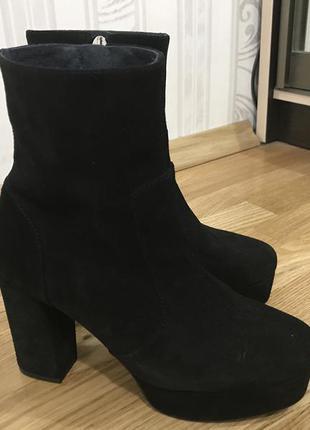 Круизе осенние ботинки