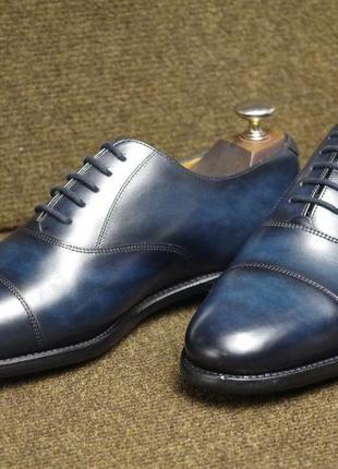 Boggi milano туфли оксфорды италия