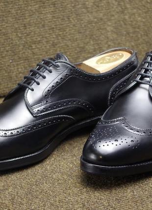 Allen edmonds туфли броги дерби usa