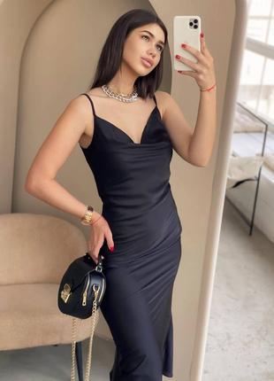 Платье слип