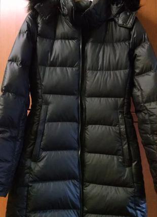 Пуховик пальто пуховое nike ad downtime jacket1