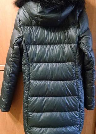 Пуховик пальто пуховое nike ad downtime jacket2