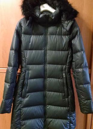 Пуховик пальто пуховое nike ad downtime jacket4