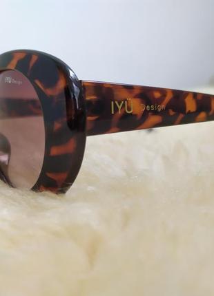 Солнцезащитные очки lyu design, французская марка (марсель)