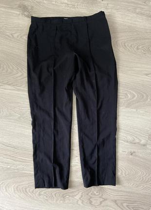 Классные укорочённые брюки fransa