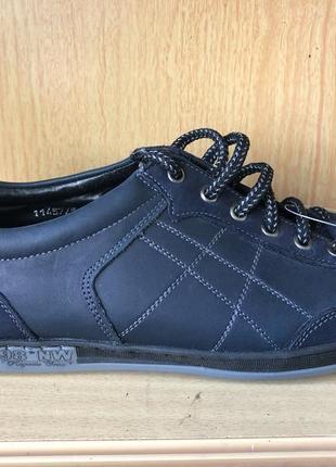 🇧🇿стильные туфли мужские в спортивном стиле кожаные