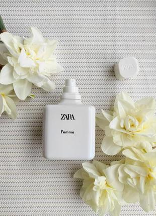 Zara femme парфуми/духи/туалетна вода
