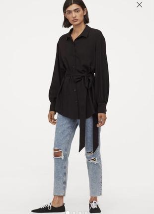 Рубашка h&m  s-m-l колекция 2021